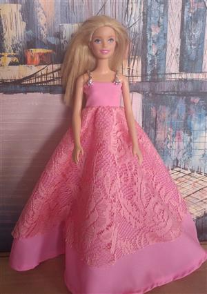 Handmade Barbie and Ken clothes