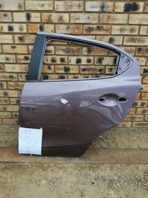 Mazda 2 Left Rear Door  Contact for Price