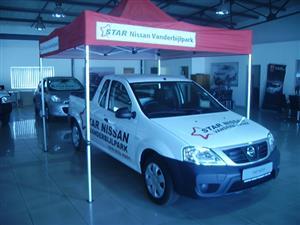 2018 Nissan NP200 1.6i pack
