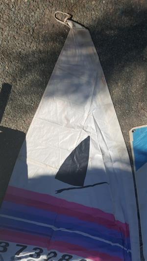 Complete refurbished Windsurfer