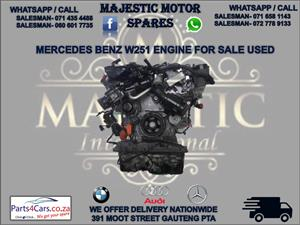 Mercedes W251 engine for sale