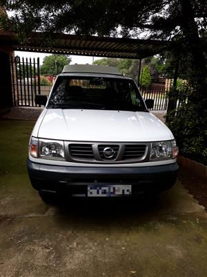 Nissan Hardbody 2.0 16V LWB power steer