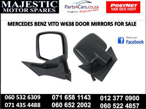 Mercedes benz W638 door mirror for sale