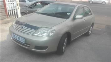 2007 Toyota Corolla 160i GLE