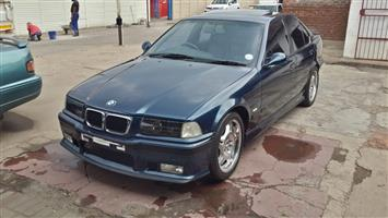 1998 BMW M3 Competition