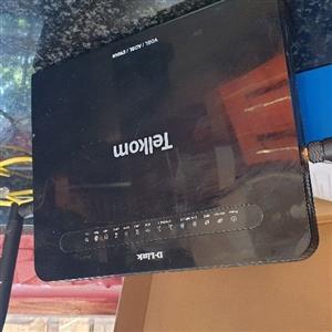 Telkom wireless Modem router- AC1200
