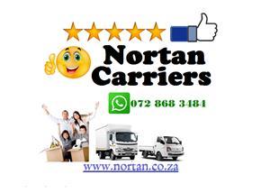 Nortan Carriers Durban to Johannesburg