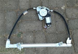 Fiat Panda MK1 04-13 Front Window Mechanism Electric RH