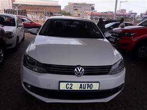 2013 VW Jetta 1.6TDI Comfortline