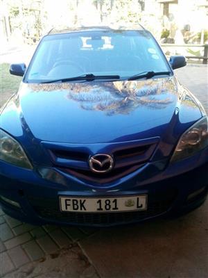 2008 Mazda 323