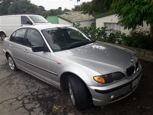 2004 BMW 3 Series 320d