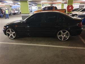 2003 BMW 3 Series 318i M Sport auto