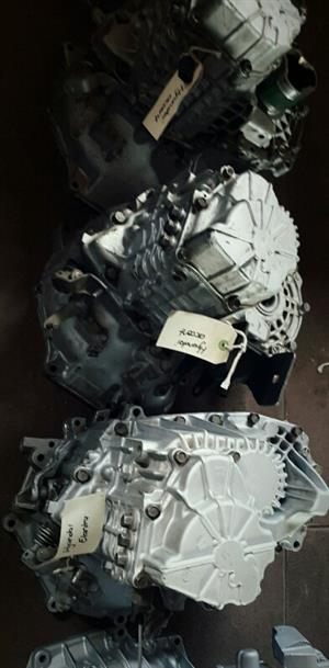 Hyundai Accent 5spd Gearbox For Sale!