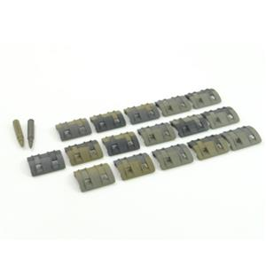 XTM Rail Covers for  Airsoft Rifles