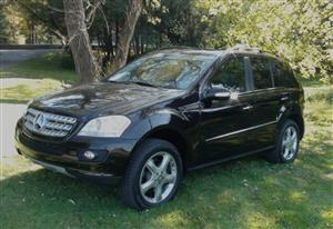 Stripping this vehicle Mercedes ML320 w163 complete van