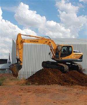 excavator For Rent in Machinery in South Africa | Junk Mail