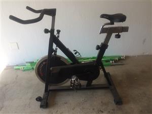 Schwinn spinning bike