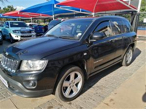 2011 Jeep Compass 2.0L Limited