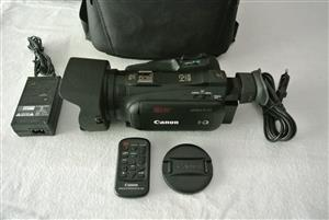 Canon Legria HF-G40 Full HD Video Camera Mint Condition