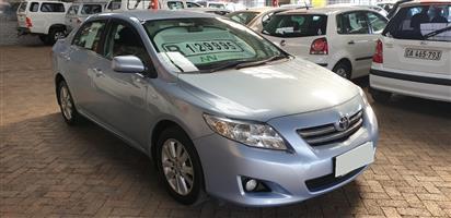 2009 Toyota Corolla 1.6 Advanced