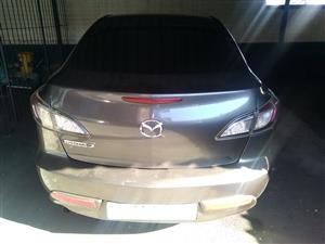 2010 Mazda 3 Mazda 1.6 Original