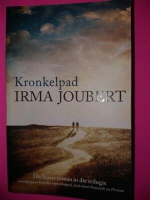 Kronkelpad - Irma Joubert.