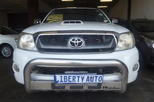2009 Toyota Hilux 3.0D 4D double cab Raider auto