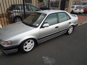 1997 Toyota Corolla 1.6 Advanced