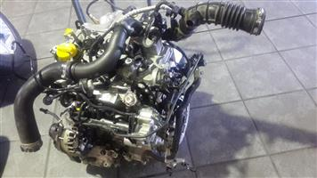 H4BA Engine Renault 2018