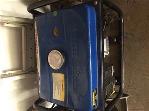 Petrol generator 2,7KVA