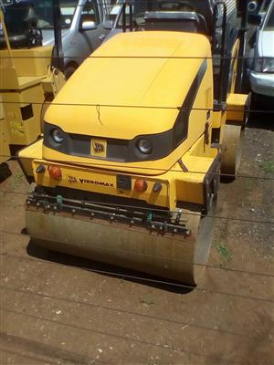 Vibromax (JCB) VMT 260 Ride on Roller 2,7Ton