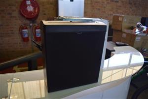 Black mini bin for sale