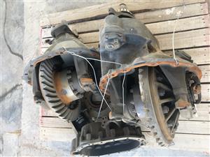 Scania 3.42 Diff