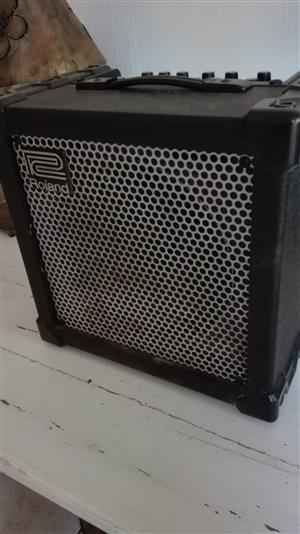 Roland Cube 40XL Guitar amplifier.