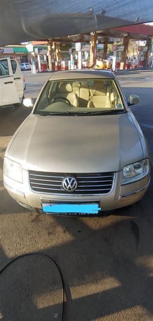 2005 VW Passat 1.8T tiptronic
