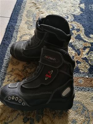 Nitro ladies racing boots size 5