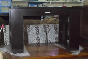Wooden 1 Drawer Office Desk - B033047787-2
