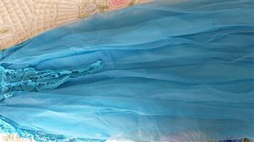 Brand new chiffon bridesmaid dress