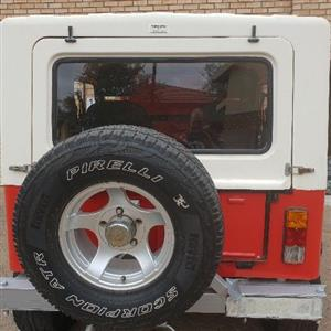 1988 Jeep Willys