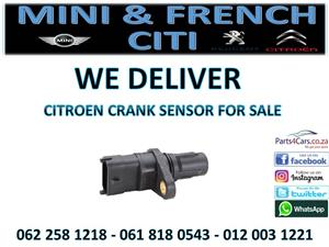 Citroen crank sensor for sale