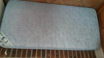enkel bed matras