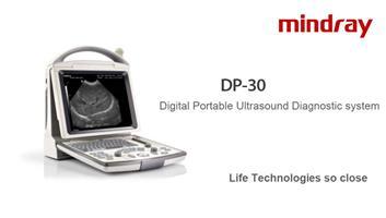 DP30 Mindray Ultrasound Sonar Scanner