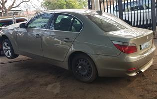 2004 BMW E60 530D Automatic Stripping For Spares