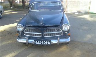 1964 Volvo 122