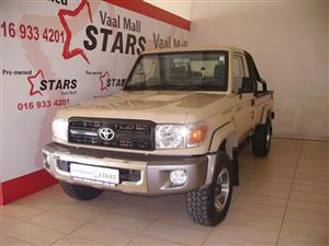 2012 Toyota Land Cruiser 79 single cab LAND CRUISER 79 4.0P P/U S/C