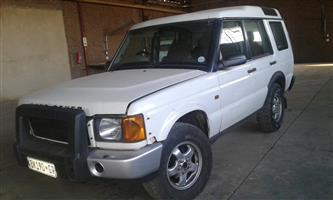 1998 Land Rover Discovery SE Td6
