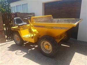 2B1500HT heavy duty dumper