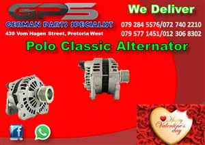 VW Polo Classic Alternator for Sale