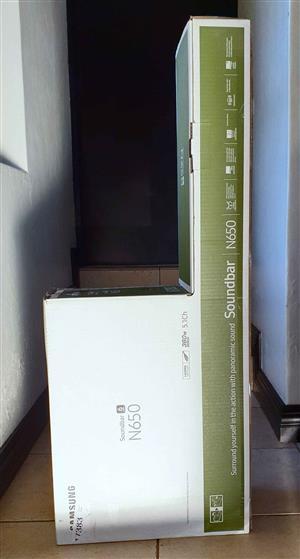 Samsung /Harman Kardon HW-N650/XA Soundbar (5.1 Channels, 360W)