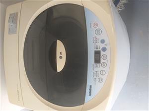 LG Fuzzy Logic Turbo Drum 13 Kg Top Loader washing machine for sale